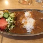 スパイス@幡ヶ谷 ボリューム満点のカレーライスを食べてきた!【食べレポ】