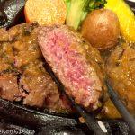 炭焼きレストランさわやか@静岡 さわやかのげんこつハンバーグは肉汁が溢れていた!【旅グルメ】