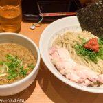我武者羅@幡ヶ谷  夏限定「塩生姜つけ麺」を実食!いろいろな食べ方で楽しめるつけ麺!