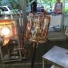 伊豆高原の「伊豆クラフトハウス」で吹きガラス体験をしてきた。なかなかいいグラスができたぞ!