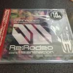 GRANRODEO Remixアルバム 「Re:Rodeo」を買った。