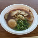 東京ラーメンショー2015 第一幕@駒沢オリンピック公園 いろいろなラーメンを食べてきた(後編)