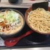 昇輝丸@経堂 極太麺の濃厚な味噌つけ麺をいただく!