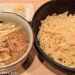 小麦と肉 桃の木@新宿一丁目 こってりだけどさっぱり!絶品つけ麺に出会う!
