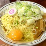 珍珍亭@武蔵境 「油そば」を実食。これが元祖の味!ボリューム満点で大満足!