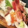 ととすけ@清水魚市場河岸の市 絶品!まぐろのカマ揚げと豪華な海鮮料理をいただく!