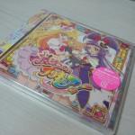 プリキュアの新シリーズ「魔法つかいプリキュア!」の主題歌CDをGET!