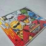 スーパー戦隊シリーズの最新作「動物戦隊ジュウオウジャー」の主題歌CDをゲット!