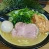 百麺(ぱいめん)@世田谷 東京農業大学そばにある家系スタイルの太麺をいただく