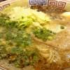 夢亀らーめん@経堂 まろやかなスープが美味しい熊本ラーメンをいただいてきた。
