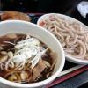 小平うどん@小平市 極太麺の肉汁うどん(武蔵野うどん)をいただく!このコシはすごい!