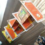 ボードゲーム「キャプテン・リノ」が面白い!タワーを崩さず大きくするのが楽しい!
