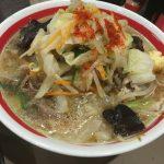 ちゃんぽん亭総本家 イオンモール 東久留米店 野菜たっぷりの白くないちゃんぽん「近江ちゃんぽん」をいただく