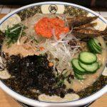 すごい煮干ラーメン凪 新宿ゴールデン街店別館@歌舞伎町 宮崎の郷土食「冷や汁」+ラーメンの「冷やしあじ太郎」をいただく!