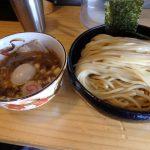 つけ麺 山崎@国立 麺もスープも超うまい!ハイレベルなつけ麺「特製つけ麺」をいただく。