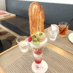 [静岡/浜松] うなぎパイV.S.O.Pの紅茶パフェをいただく!うなぎパイファクトリーで甘さ控えめの大人のパフェ