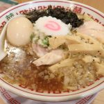 中華そば ムタヒロ 1号店@国分寺 スッキリ煮干しスープの「ワハハ 煮干特製そば」をいただく
