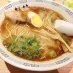 桂花ラーメン 新宿末広店@新宿三丁目 桂花拉麺をいただく。細めだけど歯切れのいい麺に驚いた!