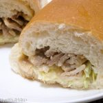緑町のパン屋さん クラウン@東小金井 2/9(肉の日)限定「焼き肉コッペ」を実食!ボリューム満点のコッペパン!