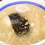大勝軒 小金井@小金井 塩味の「特製もりそば」を実食!さっぱりとしたスープでとても食べやすい!