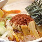 麺処 井の庄@立川 辛辛魚ラーメンを実食!激辛だけど濃厚魚介スープが美味い!