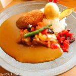 森のレストラン@三島スカイウォーク 月末限定「プレミアムフライデーカレー」を実食。ゴロゴロ具材に感動!