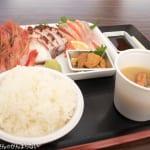 山内鮮魚店。南三陸さんさん商店街で好みのお刺身を選べる「刺身定食」でランチ!