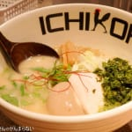 鶏そば十番156@麻布十番 「純鶏あおさそば」を実食!濃厚な鶏白湯とあおさがうまい!