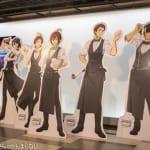 アイドルマスター SideMのコラボカフェに行ってきた。コラボフード・ドリンク・展示、ファン必見のカフェ。
