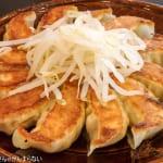 五味八珍 三方ヶ原店にて「浜松ギョーザ」と「レタスチャーハンセット」を実食。