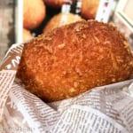 「軽井沢カレーパン」を実食!旧軽井沢通りにある洋食屋ぱおむさんの絶品カレーパン。