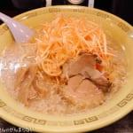 江川亭 小金井本店で「ねぎ麺」を実食。ピリ辛ねぎとまろやかスープがうまい!