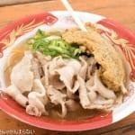 大つけ麺博 大感謝祭(第三陣) 中華そば ぬんぽこ の「肉野菜たっぷり 宇和島ちゃんぽん」を実食!具だくさんのちゃんぽんとじゃこ天がうまい!