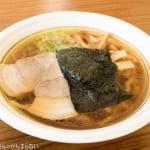東京ラーメンショー2017(第1幕) 秋田比内地鶏極太中華そばを実食。インパクト大の極太麺がすごい一杯!