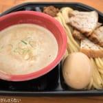 大つけ麺博 大感謝祭(第二陣) 田代こうじ 最強軍団の「ボタン海老の濃厚つけ麺」を実食。ガツンとくるエビの風味がたまらない一杯。