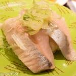 根室花まる銀座店に訪問。北海道発!知らないネタが多いグルメ系回転寿司。