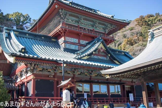 静岡浅間神社の浅間神社