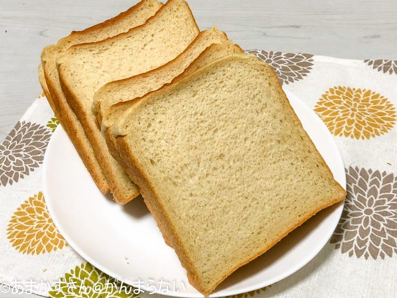 焼きたて食パン「一本堂」の「低糖質食パン」