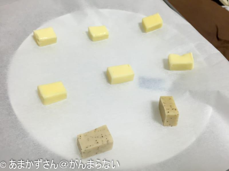 ベビーチーズを電子レンジでチンする