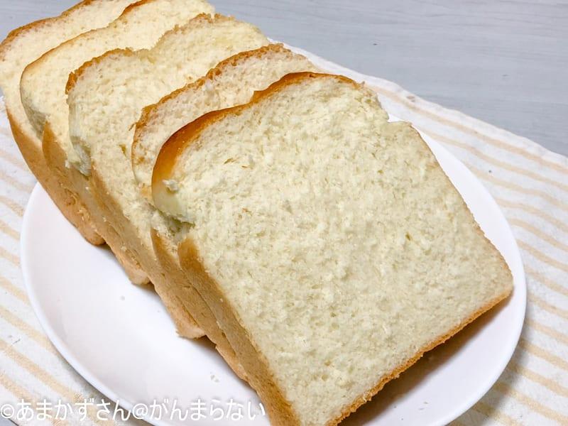 焼きたて食パン「一本堂」のホテル食パン
