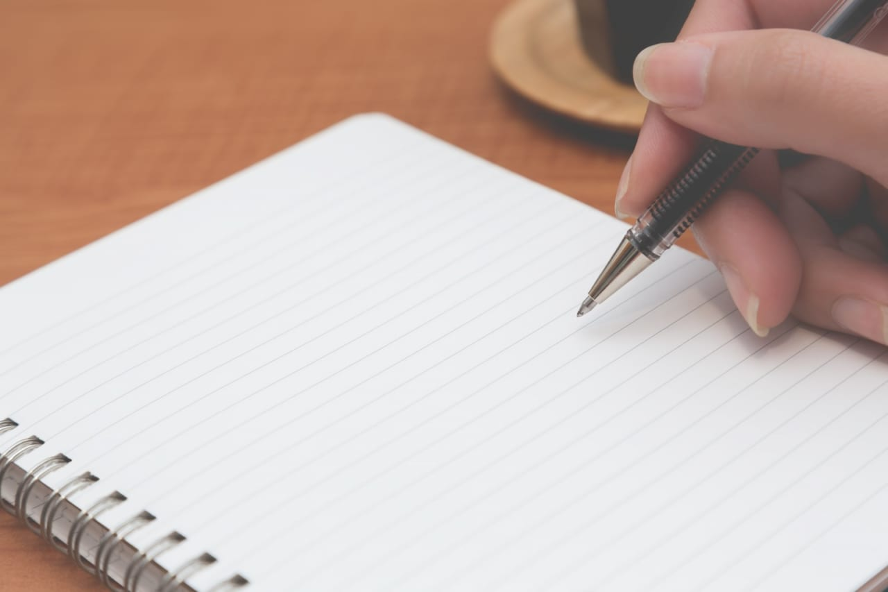 ノートに書くこと」は本当にすごいのか?効果的な4つのノート術をご紹介!