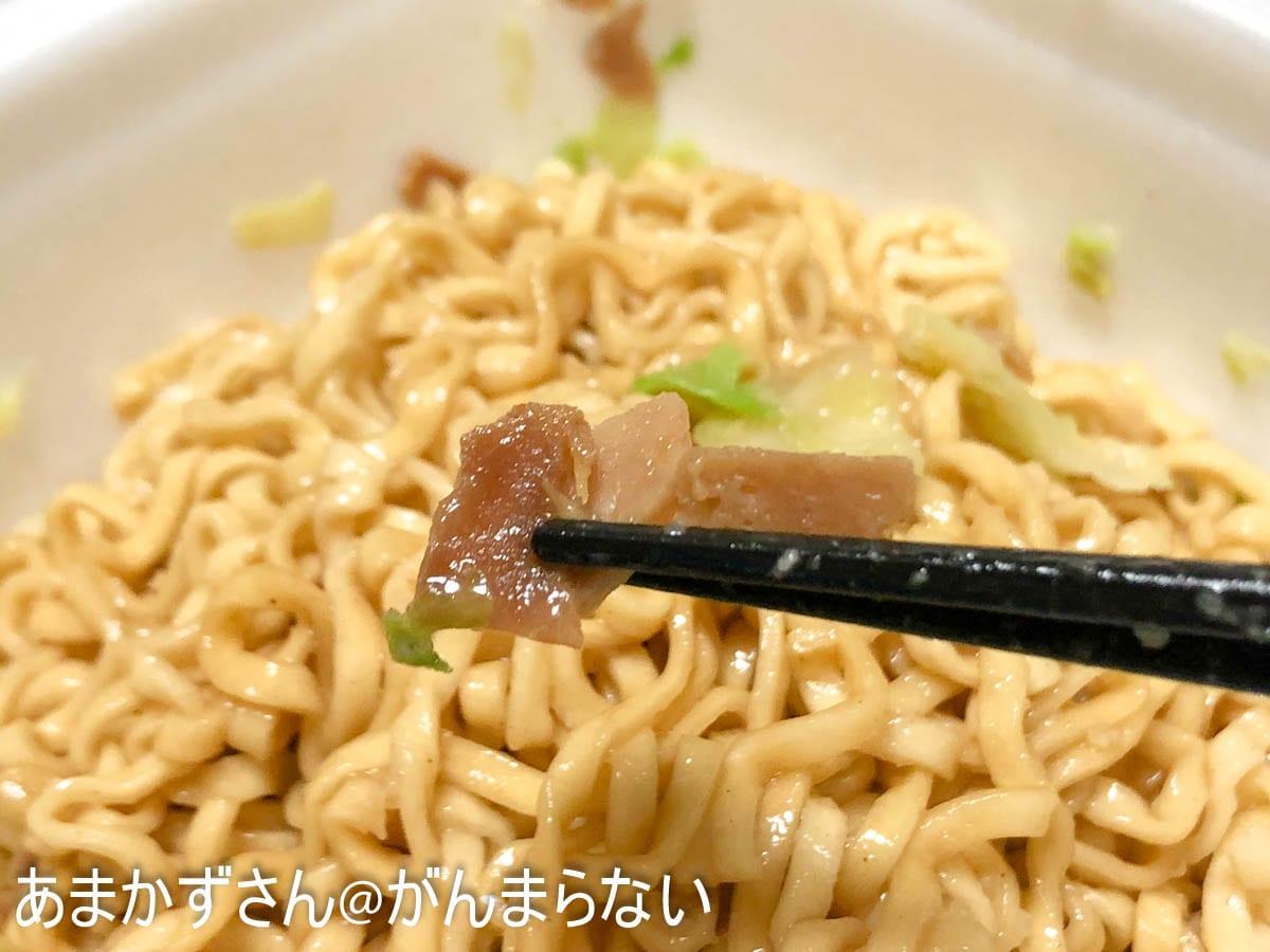 中華蕎麦とみ田監修 豚まぜそばの肉